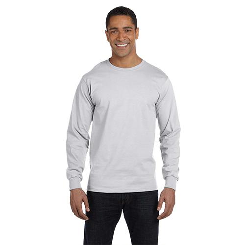 Best_Custom_Long_Sleeve_Shirts_50-50_polyester_Cotton