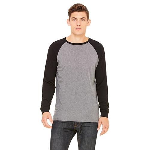 Best_Custom_Long_Sleeve_Shirts_Baseball_Raglan_Printed