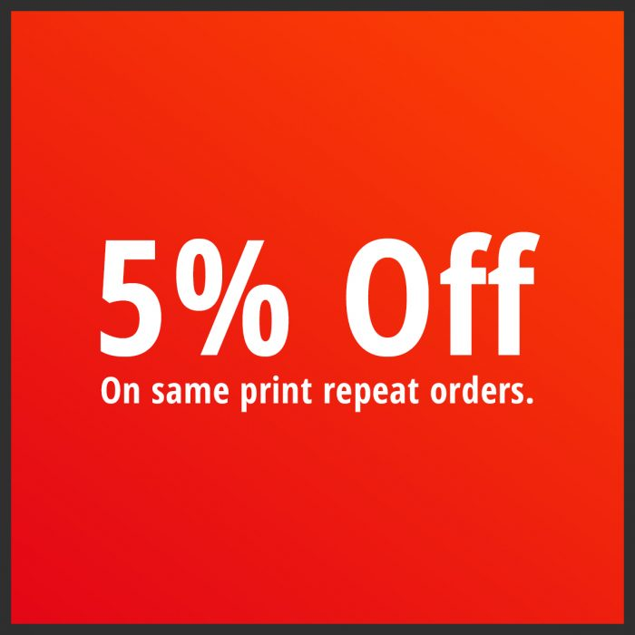custom-t-shirt-coupon-5off-for-repeat-orders