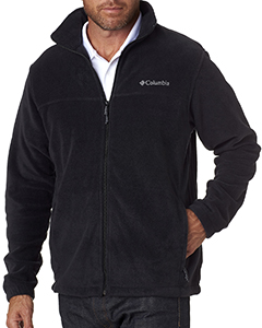 Columbia full zip fleece 3220 - black