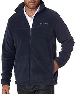 Columbia full zip fleece 3220 - collegiate navy